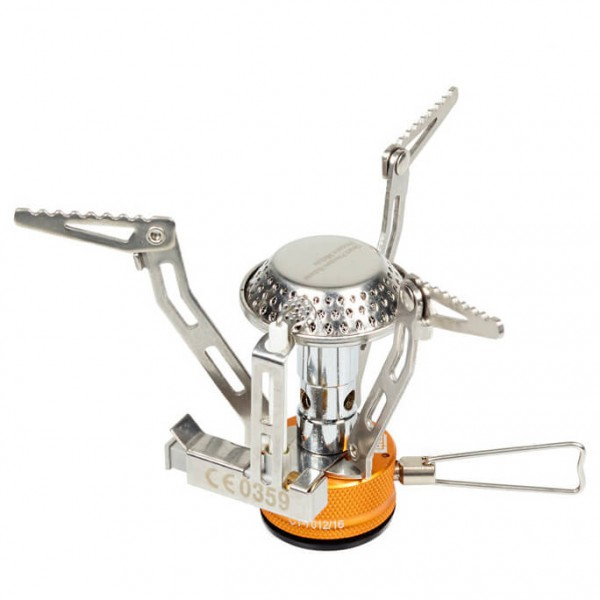 LACD - Gas Stove Tirich Mir With Piezo - Gaskogeapparater