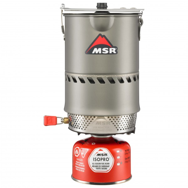 MSR - Reactor Stove System - Gas stoves