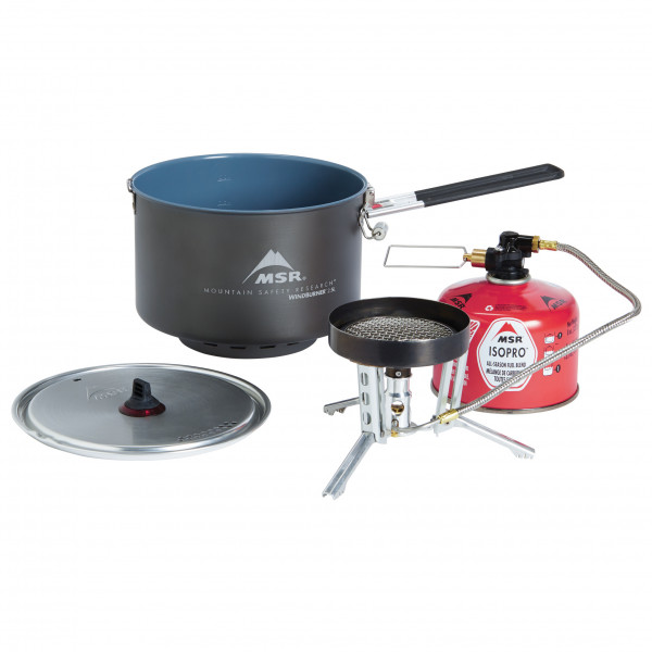 MSR - Windburner Group System - Gas stove