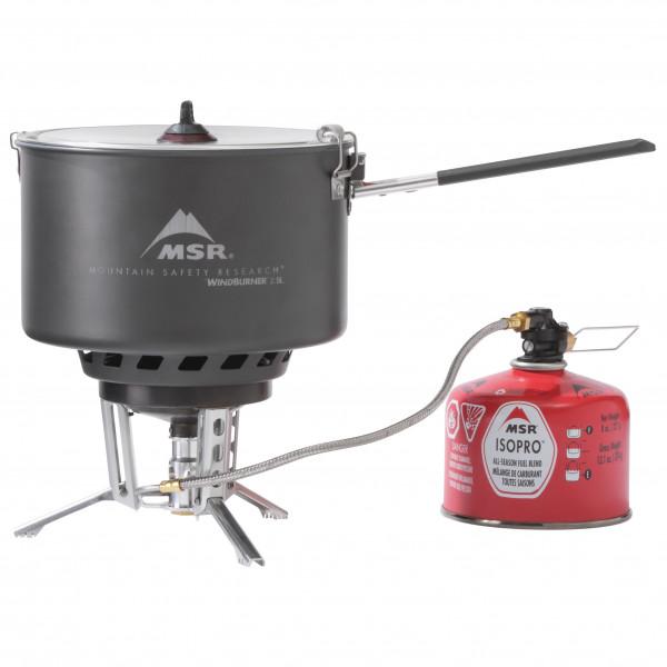 MSR - Windburner Stove System Combo - Gaskookstel