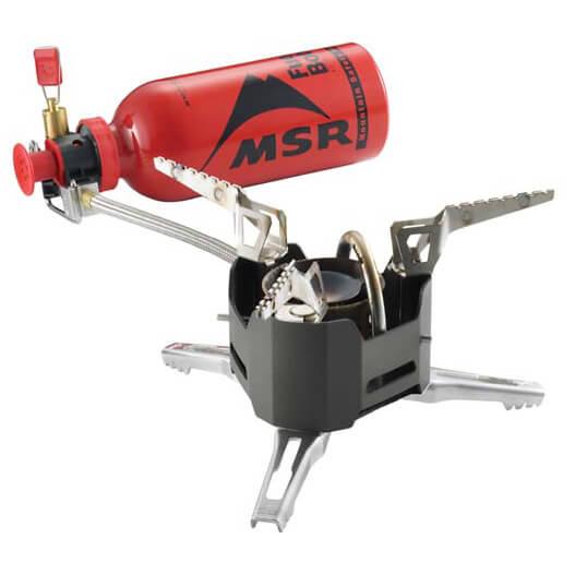 MSR - XGK EX - Réchaud multicombustibles