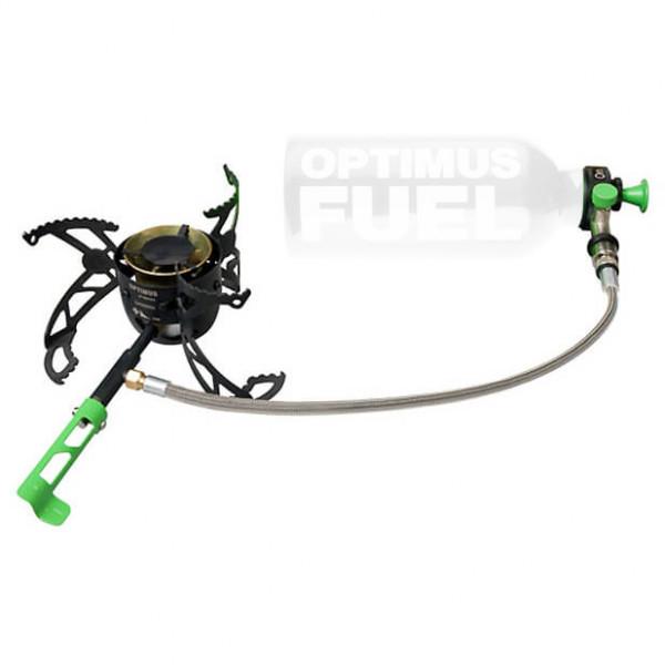 Optimus - Nova - Réchaud multicombustibles