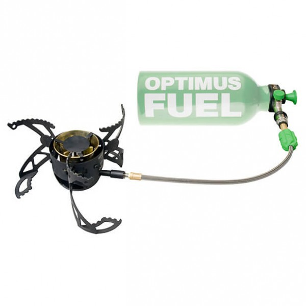 Optimus - Nova+ - Multifuel stove