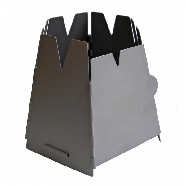 Vargo - Hexagon - Wood stove