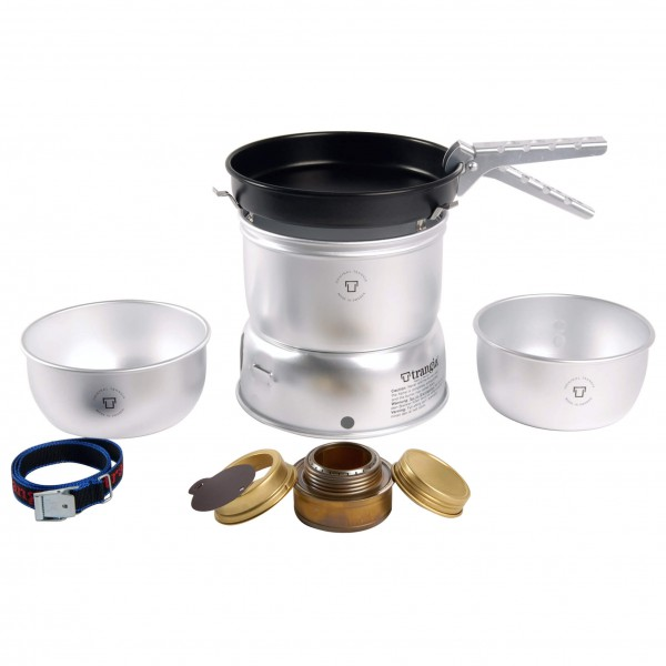 Trangia - 27-3 spirit storm-proof stove