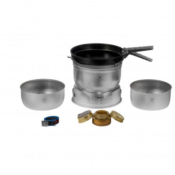 Trangia - 25-3 Sturmkocher Duossal w. Non Stick Pfanne - Alcohol stoves