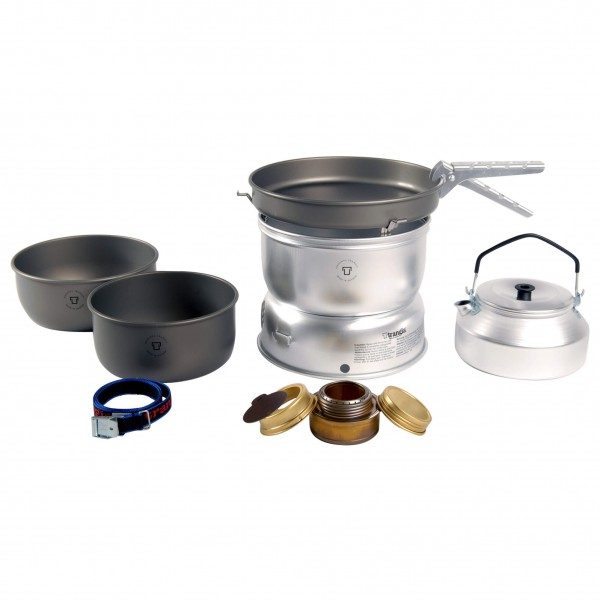 Trangia - 25-8 spirit storm-proof stove ultra-light hard ano