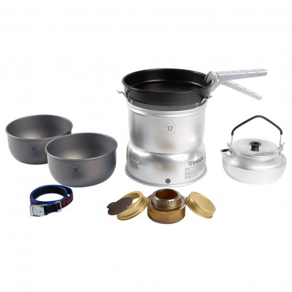 Trangia - 27-0 Spiritus Sturmkocher mit Wasserkocher
