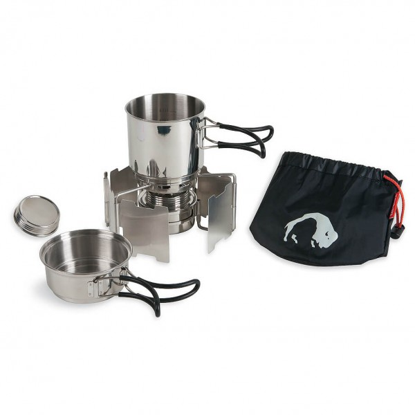 Tatonka - Alcohol Burner Set - Spriikeitin