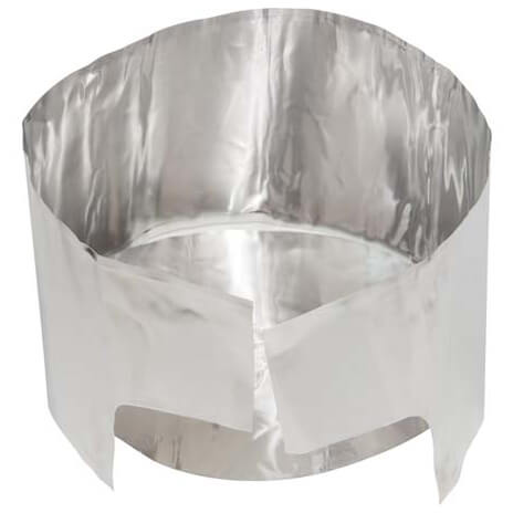 MSR - Heat Reflector & Windscreen - Réflecteur de chaleur