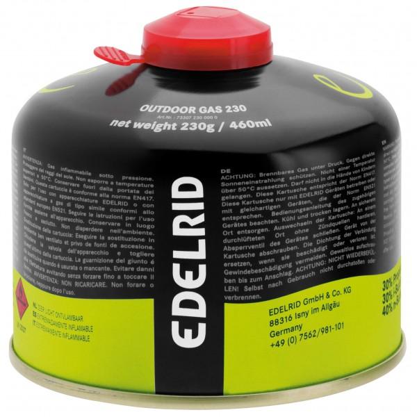 Edelrid - Outdoor Gas - Cartouche de gaz pour systèmes à vis