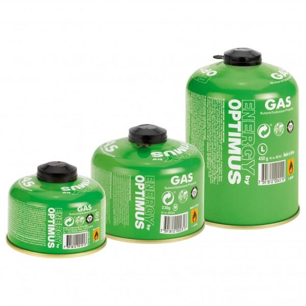Optimus - Gas Canister (Butan/ Propan) - Kaasupatruuna