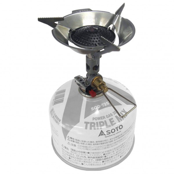 Soto - Windscreen for Micro Regulator Stove - Tuulensuoja