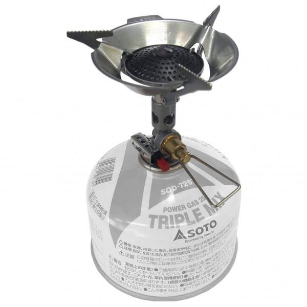 Soto - Windscreen for Micro Regulator Stove - Wind shield