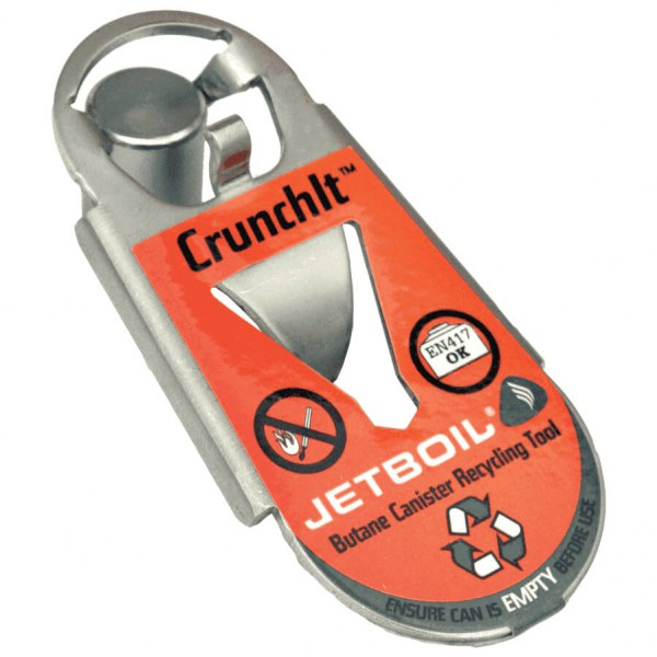 Jetboil - CrunchIt - Recycling tool
