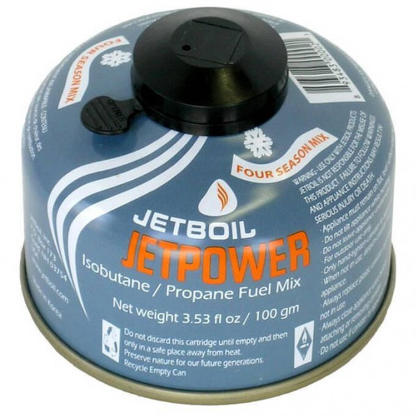 Jetboil - Jetpower - Gaspatroner