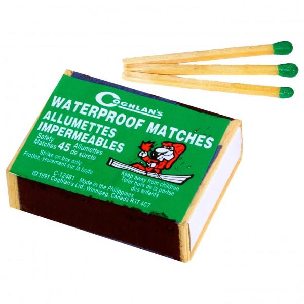Coghlans - Allumettes imperméables