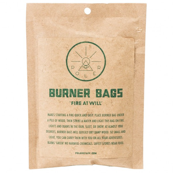 Poler - Burner Bag - Aansteker