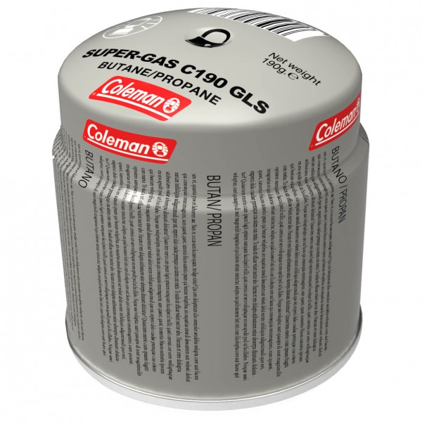 Coleman - Coleman C190 GLS - Kaasupatruuna