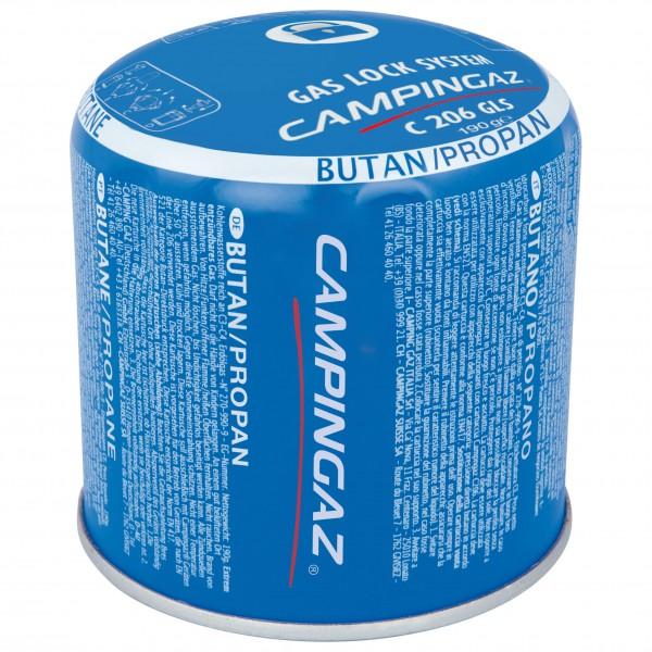 Campingaz - C206 GLS - Cartouche de gaz