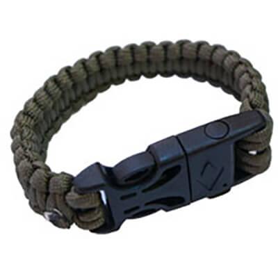 Basic Nature - Zündstahl Bracelet