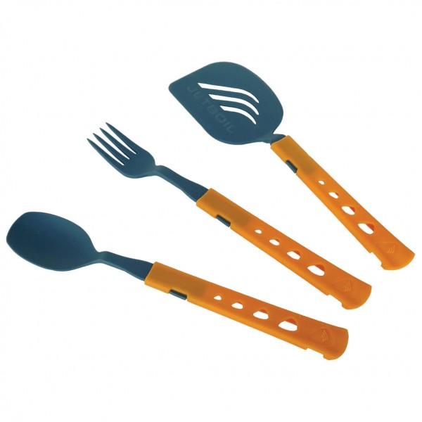 Jetboil - Jet Set Utensil Kit - Cutlery set