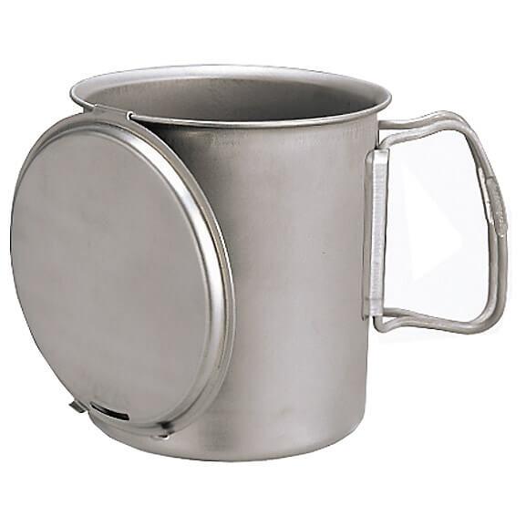 Snow Peak - Trek 700 Titanium - Travel cooking pot
