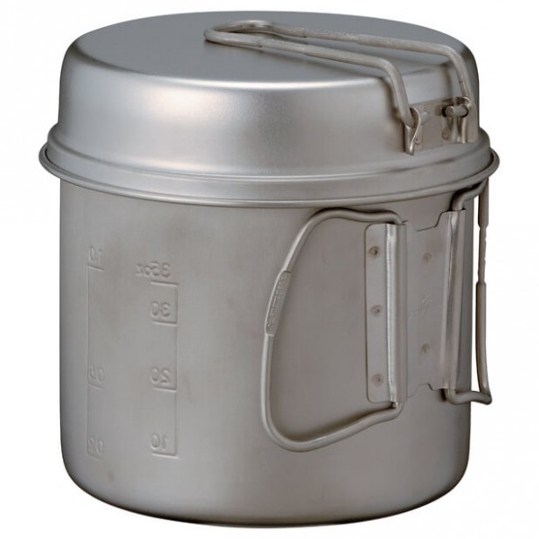Snow Peak - Titanium Trek 1400 - Travel cooking pot