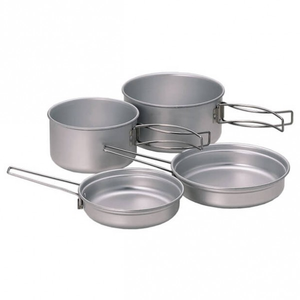 Snow Peak - Multi Compact Cook Set - Batterie de cuisine