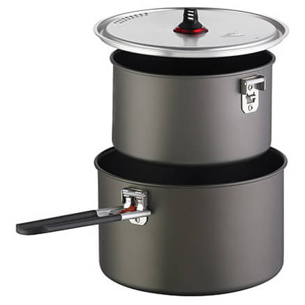 MSR - Quick 2 Pot Set - Pannenset