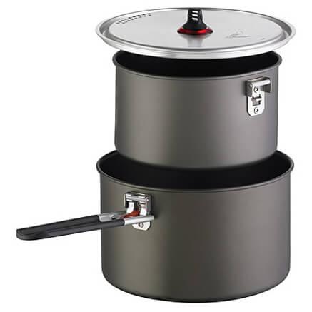 MSR - Quick 2 Pot Set - Pannenset
