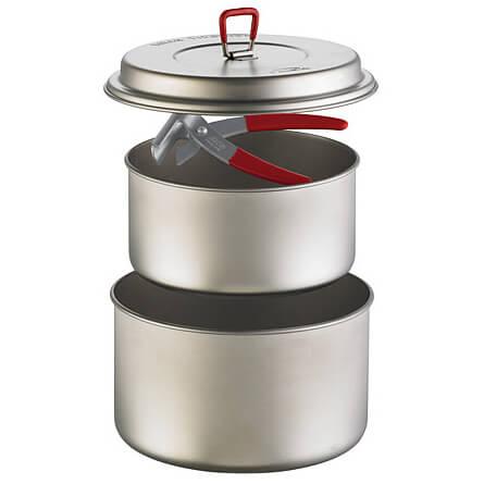 MSR - Titan 2 Pot Set - Miniruoanvalmistussetti
