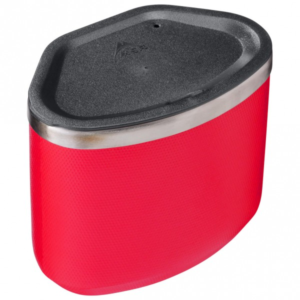MSR - Stainless Steel Mug - eristetty muki