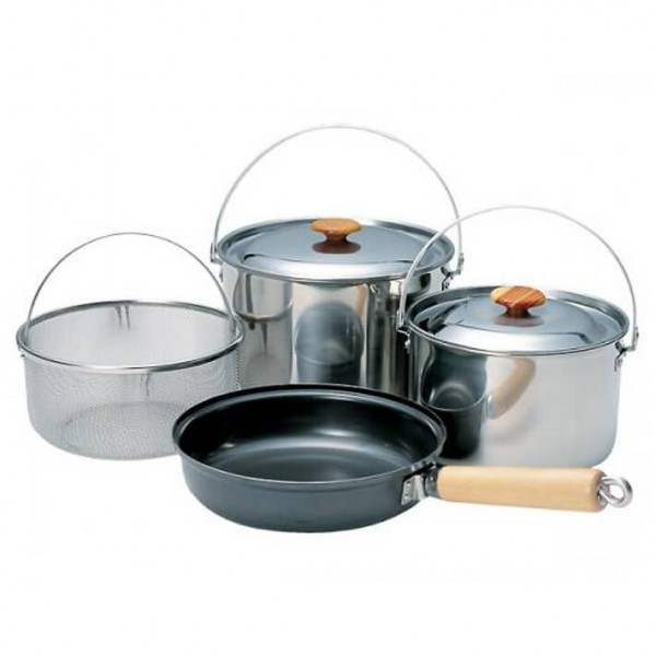 Snow Peak - Heavy Duty Multi-Purpose Cook Set III - Kochset