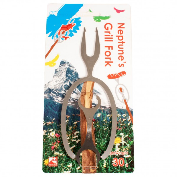 Swiss Advance - Neptun Fork Grillgabel