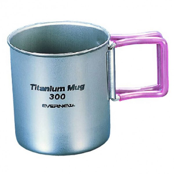 Evernew - Ti Mug - Juomamuki