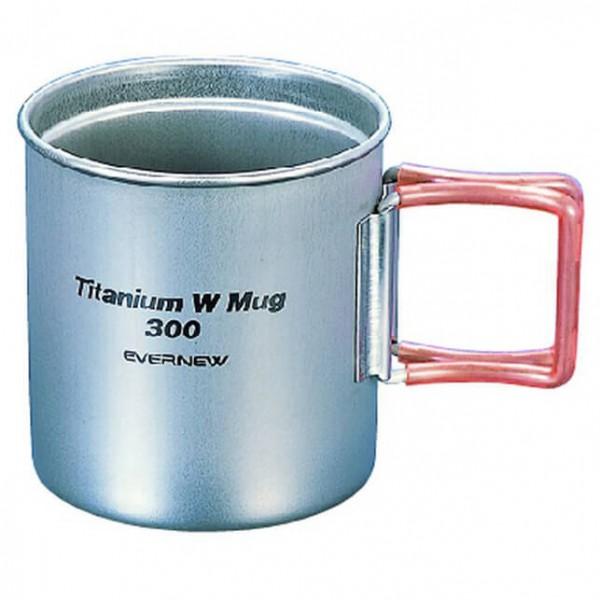Evernew - Ti Mug Double Wall - Mug