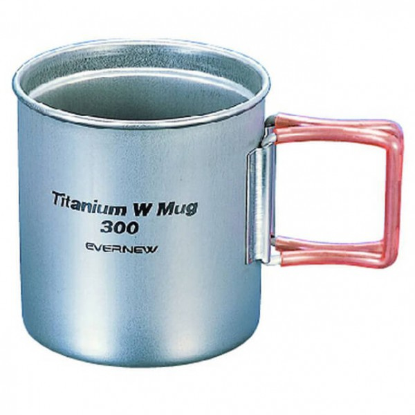 Evernew - Ti Mug Double Wall - Trinkbecher