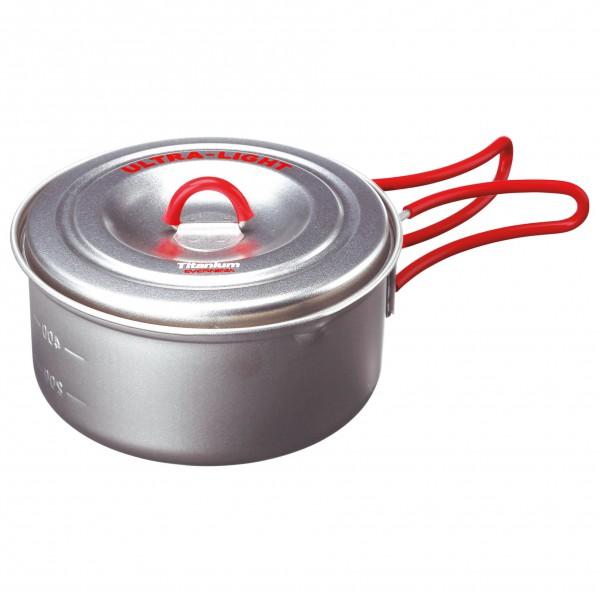 Evernew - Ti Ultra Light Pot - Kookpan