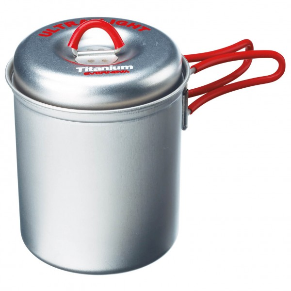 Evernew - Ti Ultra Light Deep Pot - Kookpan
