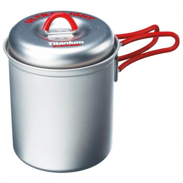 Evernew - Ti Ultra Light Deep Pot - Kookpan
