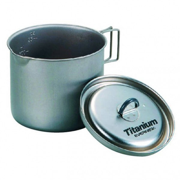 Evernew - Ti Mug Pot - Kookpan