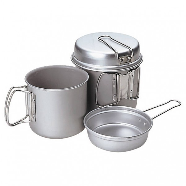 Snow Peak - Aluminum Trek Combo - Cookware set