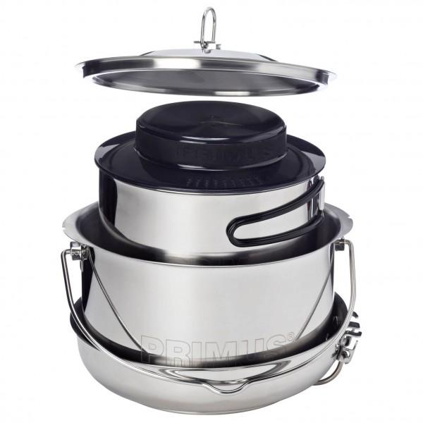 Primus - Gourmet de Luxe Set - Batterie de cuisine