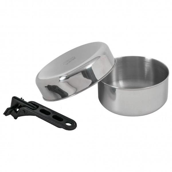 Relags - Biwak stainless steel Junior - Cooking set