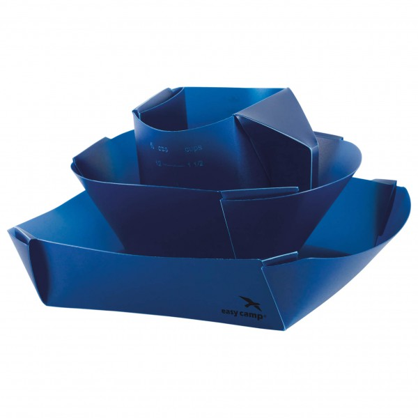 Easy Camp - Collapsible cutlery dinner set