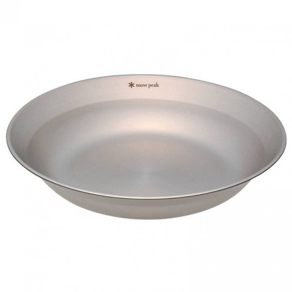 Snow Peak - Tableware Dish - Schotel