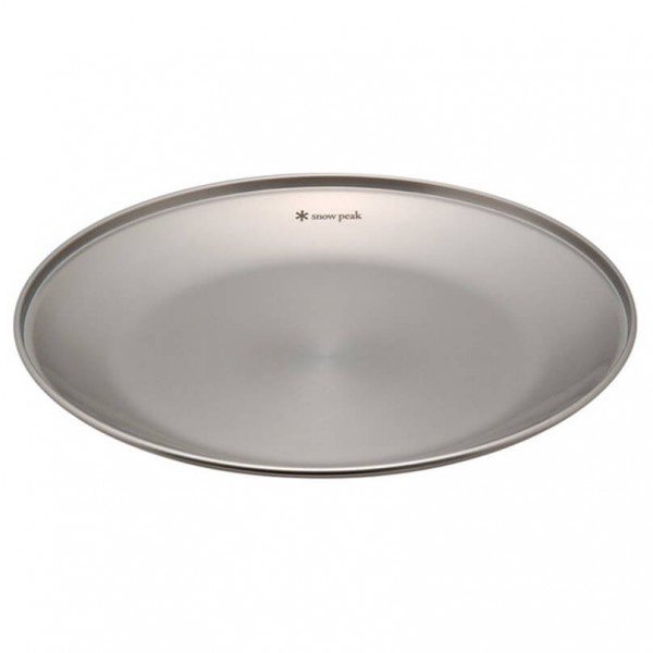 Snow Peak - Tableware Plate - Schotel
