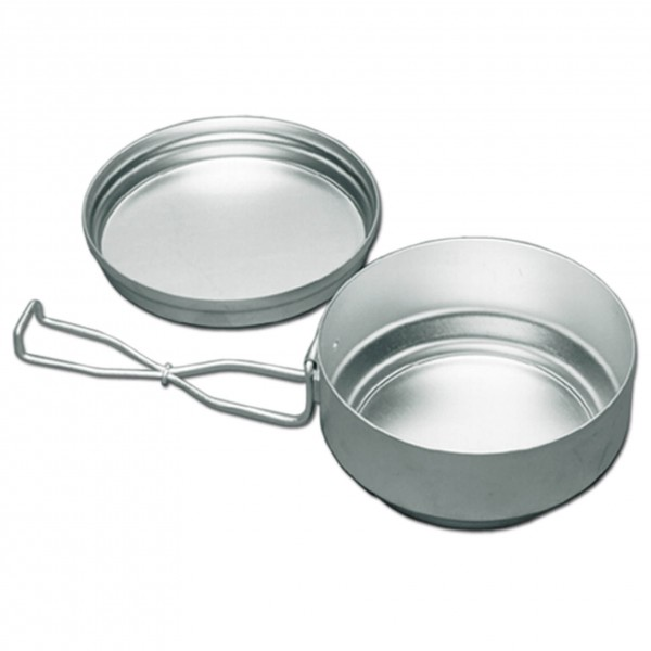 Alb Forming - Two-Piece Mess-Tin Set Aluminum - Pot set