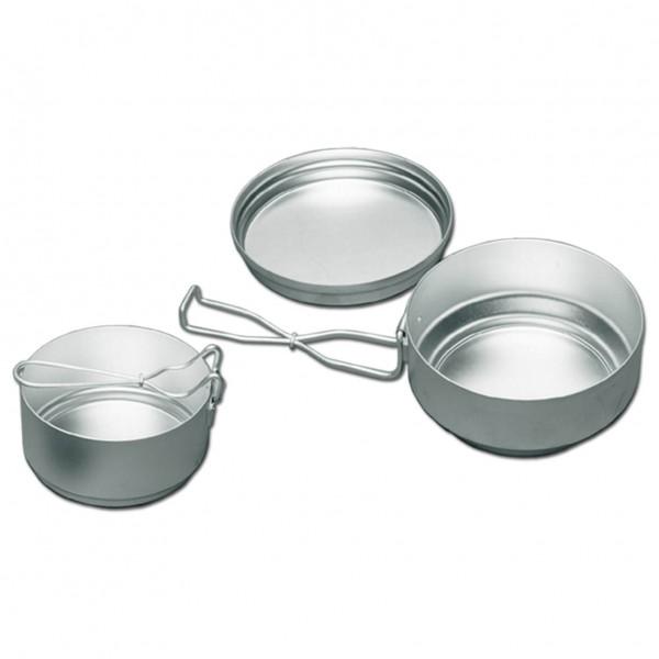 Alb Forming - Three-Piece Mess-Tin Set Aluminum - Gryte